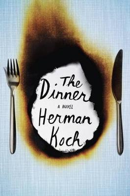 The Dinner: Film Tie-In book