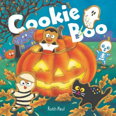 Cookie Boo by Ruth Paul