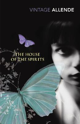 House Of The Spirits book