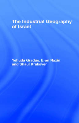 Industrial Geography of Israel book