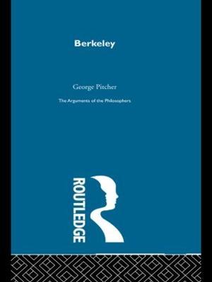 Berkeley-Arg Philosophers by George Pitcher