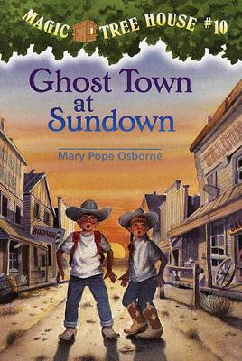 Ghost Town at Sundown book