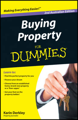 Buying Property for Dummies, Second Australian Edition book