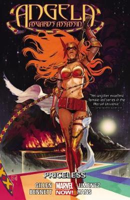 Angela: Asgard's Assassin Volume 1: Priceless by Kieron Gillen