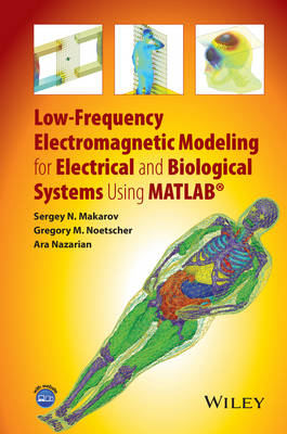 Low-Frequency Electromagnetic Modeling for Electrical and Biological Systems Using MATLAB by Sergey N. Makarov