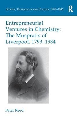 Entrepreneurial Ventures in Chemistry book