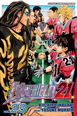 Eyeshield 21, Volume 23 by Riichiro Inagaki