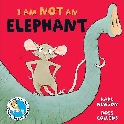 I am not an Elephant by Karl Newson