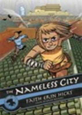 Nameless City book