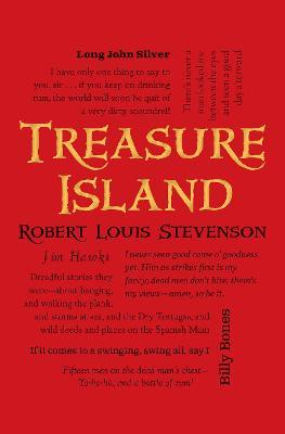 Treasure Island by Nicolas Billon
