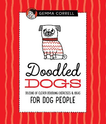 Doodled Dogs book