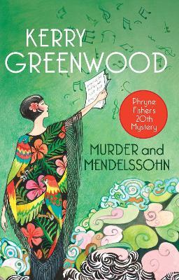 Murder and Mendelssohn book