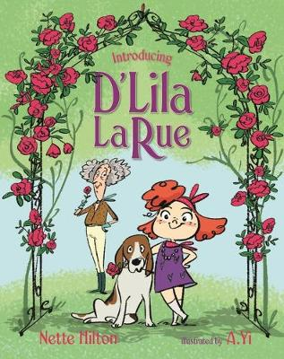 Introducing D'Lila LaRue book