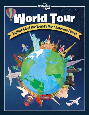 World Tour by Lonely Planet Kids