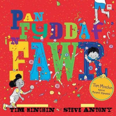 Pan Fyddaf I'n Fawr by Tim Minchin