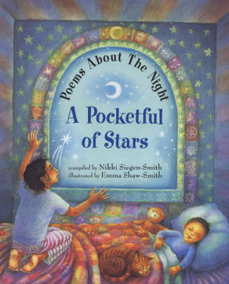 A Pocketful of Stars: Poems About the Night by Nikki Siegen- Smith