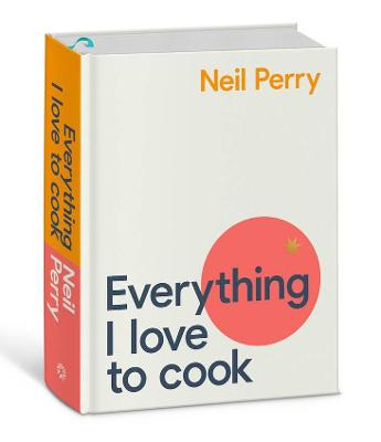 Everything I Love to Cook book