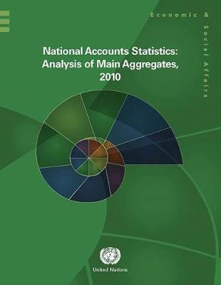 National accounts statistics by United Nations: Department of Economic and Social Affairs: Statistics Division