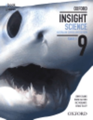 Oxford Insight Science 9 AC for NSW Student book + obook assess book