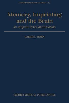 Memory, Imprinting, and the Brain book