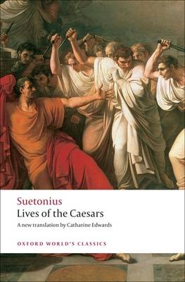 Lives of the Caesars by Suetonius