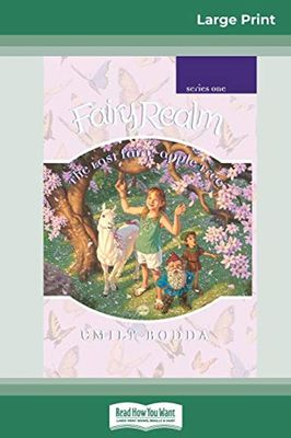 The The Last Fairy-Apple Tree: Fairy Realm Series 1 (Book 4) (16pt Large Print Edition) by Emily Rodda