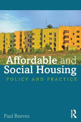 Affordable and Social Housing book