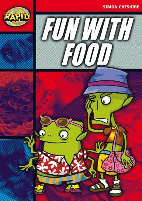 Rapid Stage 5: Set A: Fun with Food (Series 1) by Simon Cheshire