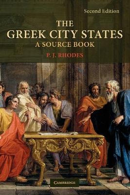Greek City States book