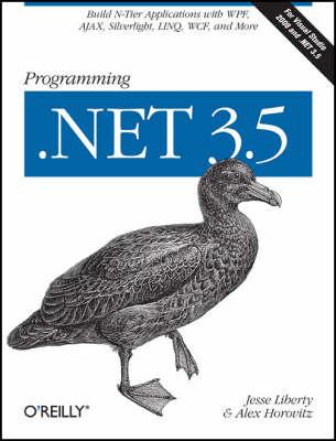 Programming .NET 3.5 by Jesse Liberty