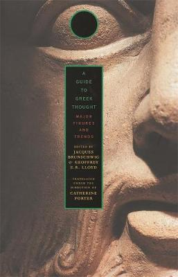 Guide to Greek Thought by Jacques Brunschwig