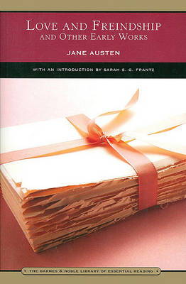 Love and Freindship (Barnes & Noble Library of Essential Reading) by Jane Austen