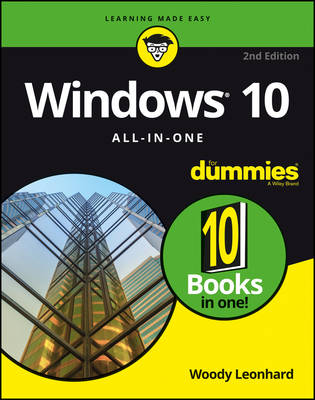Windows 10 All-In-One for Dummies, 2nd Edition by Woody Leonhard