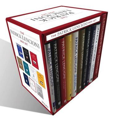 The Patrick Lencioni Box Set 2016 by Patrick M. Lencioni