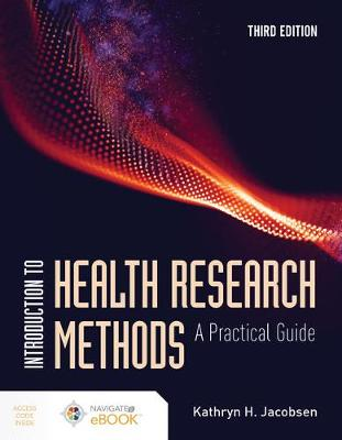 Introduction To Health Research Methods book