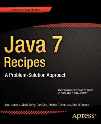 Java 7 Recipes by Josh Juneau