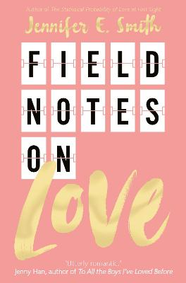 Field Notes on Love book