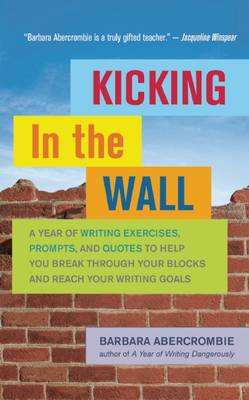 Kicking in the Wall by Barbara Abercrombie