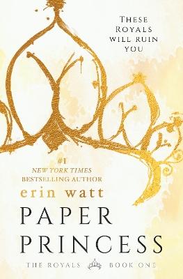 Paper Princess book