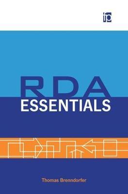 RDA Essentials by Thomas Brenndorfer