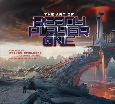 Art of Ready Player One book