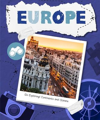 Europe by Steffi Cavell-Clarke