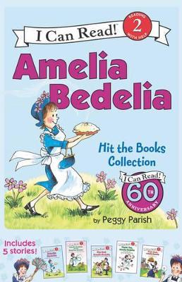 Amelia Bedelia I Can Read Box Set #1: Amelia Bedelia Hit the Books book