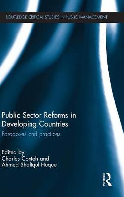Public Sector Reforms in Developing Countries by Charles Conteh