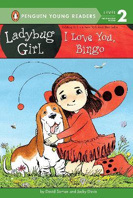 I Love You, Bingo by Bonnie Bader