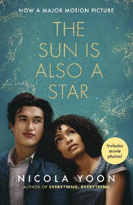 The Sun is also a Star: Film Tie-In book