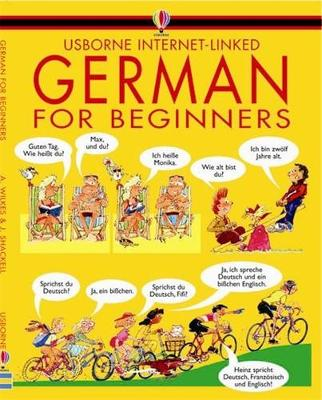 German for Beginners by Angela Wilkes