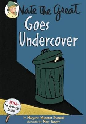 Nate the Great Goes Undercover by Marjorie Weinman Weinman Sharmat