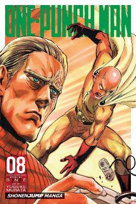 One-Punch Man, Vol. 8 by Yusuke Murata