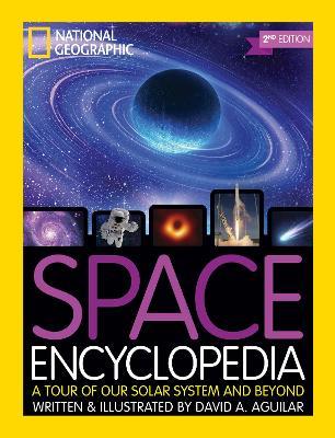 Space Encyclopedia (Update) book